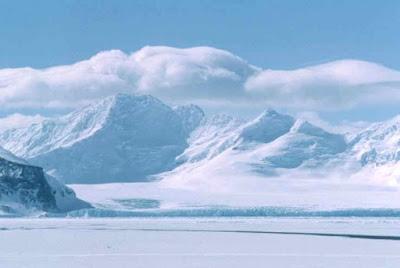 """""""Gurun Antartika"""""""