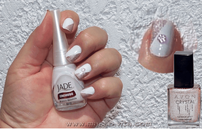Esmalte - Branco Jade