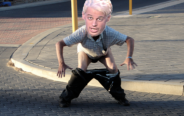 WTF IS MILO UP TO?
