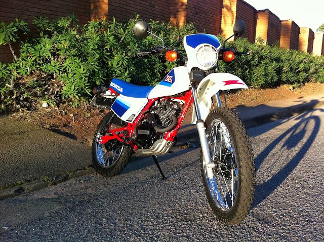 IMG 1328 - Garagem do Colecionador: Honda XL125S - 1987 (Xizelinha)