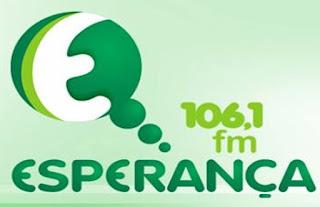Rádio Esperança FM de Itapipoca CE, ouvir ao vivo na net...