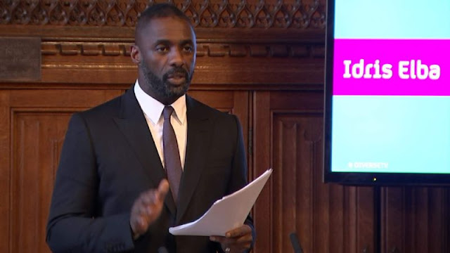 Idris Elba talks Diversity in UK TV
