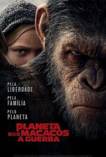 Assistir Planeta dos Macacos: A Guerra Dublado Online HD