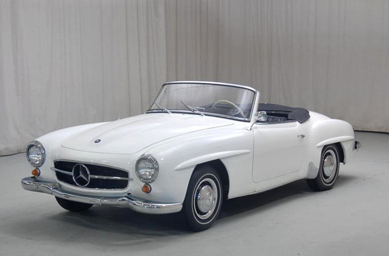 1961 Mercedes 190SL Value