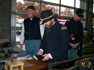 4th US Puyallup Antique Show Officer Display