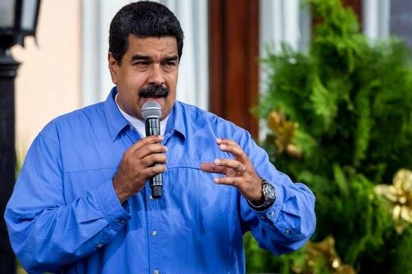 """Por la """"paz"""" en Venezuela Maduro pidió reactivar diálogo con la oposición"""