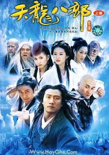 Xem Phim Thiên Long Bát Bộ 2003 - Demi Gods And Semi Devils