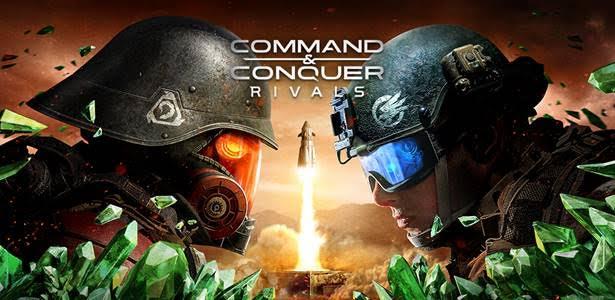 Se anuncia Command & Conquer: Rivals para móviles