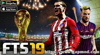 FTS Mod FTP 2019 World Cup CR7 in Juventus by PH Productions