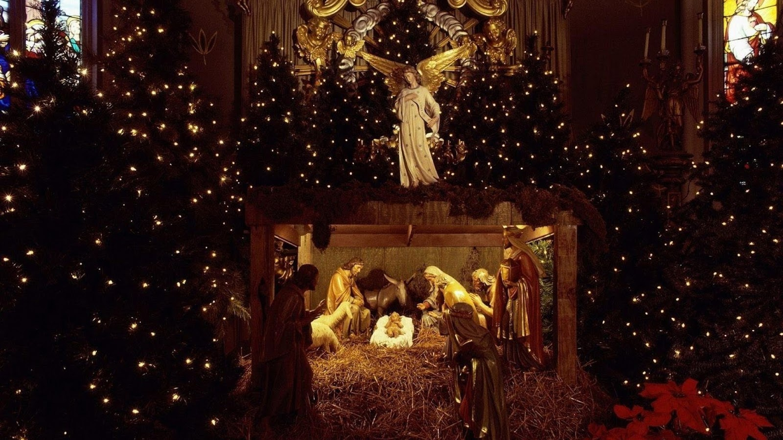Free Download Beautiful Merry Christmas Jesus Christ HD Images ...