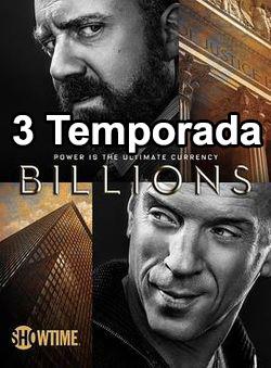 Assistir Billions 3 Temporada Online Dublado e Legendado