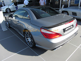 Goodwood Festival of Speed: Mercedes-Benz