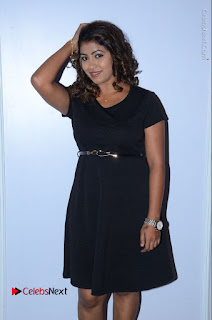 Tollywood Actress Geethanjali Thasya Latest Pos in Black Short Dress at Nanna Nenu Na Boyfriends Audio Launch  0019.JPG