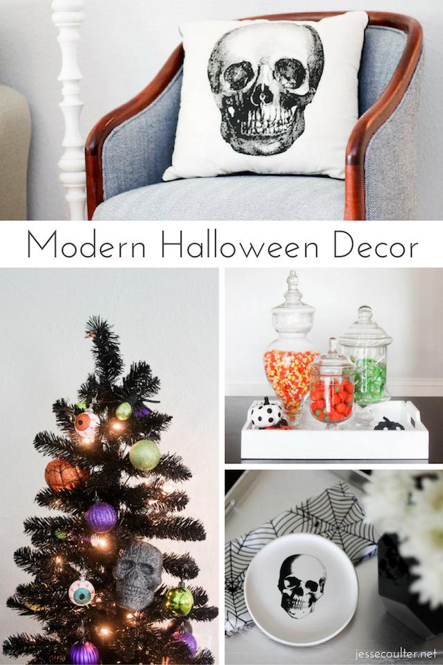 halloween party decorations, halloween decor, halloween party, home decor blogger, home decor blog, halloween party planning, halloween party food, halloween tree, halloween plates, halloween pillow