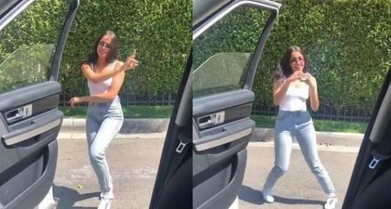 """خبير مروري يحذر من """"رقصة كيكي"""": عقوبتها حبس سنة أو غرامة 3 آلاف جنيه"""