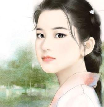 17 Model Rambut Wanita Cina Yang Sangat Menakjubakan Dengan