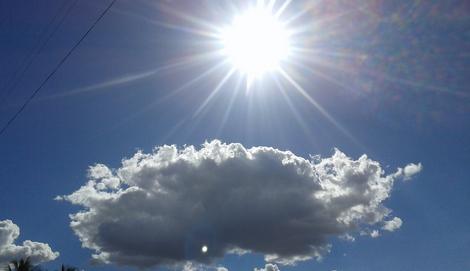 Previsão mostra sol para o fim de semana em Alagoas