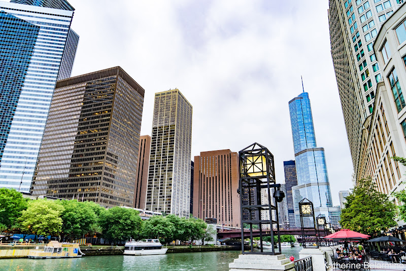 River Esplanade Girls' Weekend in Chicago