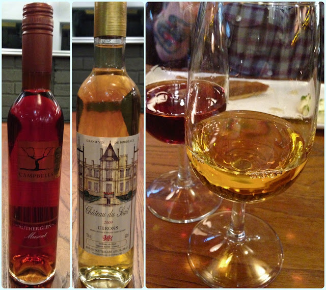 The Albert Square Chop House, Manchester - Dessert Wines