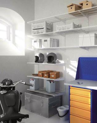 Система хранения Титан GS для мастерской Волгоград