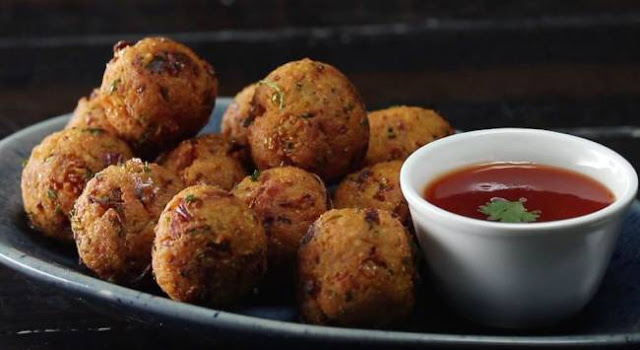 Make-Iftar-stale-rice-masala-cheese-Rice-balls-recipe-and-video