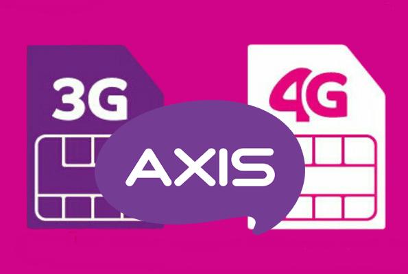 Cara Memperkuat Sinyal Axis 3G dan 4G di Android