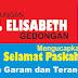 St Elizabeth Gedongan - Selamat Paskah
