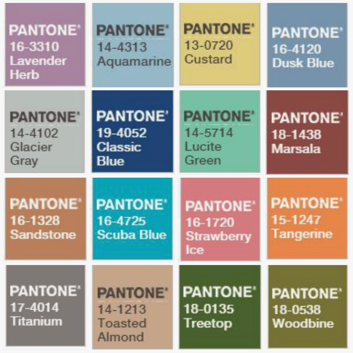 Warna Tema Dan Trend 2014 | tema dan trend warna 2015 2016 ayue idris, warna tema dan trend 2014 ...