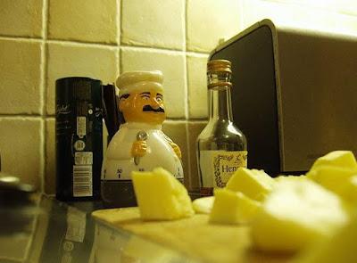 Chef Kitchen Timer