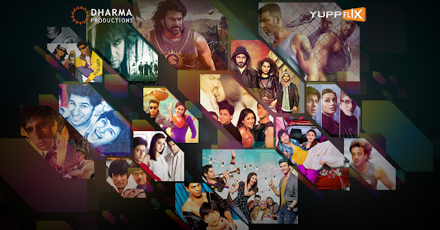 YuppTV teams up with Dharma Productions to offer the best of movie catalogue on YuppFlix