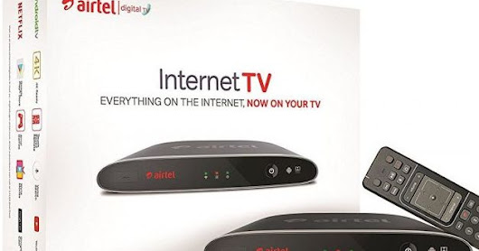 Airtel Internet TV with DTH, 4K Enabled Android Platform Launched for Rs.4999