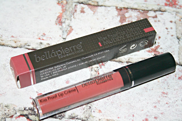 Glossybox - The Empowerment Edition Bellapierre Liquid Lipstick