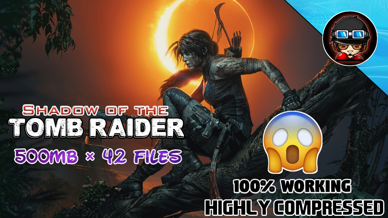20gb Download Shadow Of The Tomb Raider Game For Pc