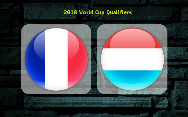 France vs Luxembourg Full Match & Highlights 03 September 2017