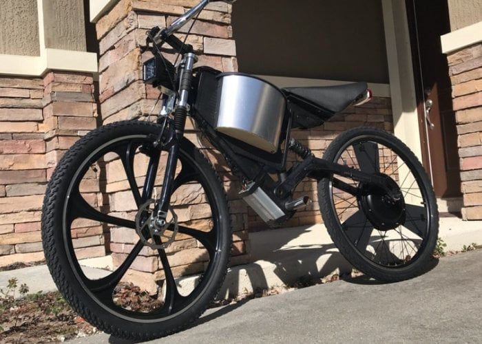 lightweight electric motorcycles