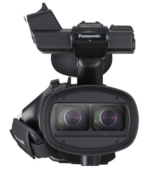 Panasonic announces 3D camcorder, Lumix compact camera