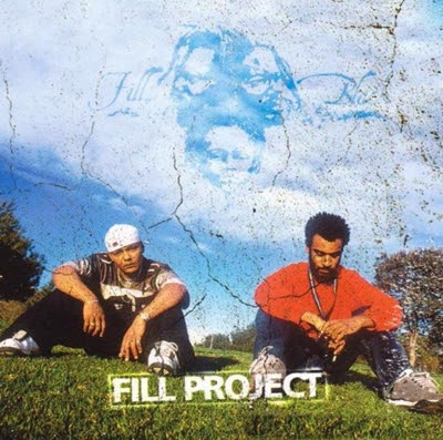 Fill Black - Fill Project 2001 (España)