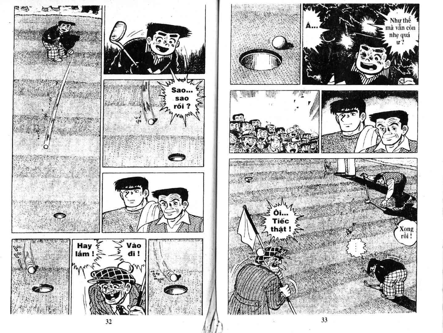 Ashita Tenki ni Naare chapter 52 trang 15