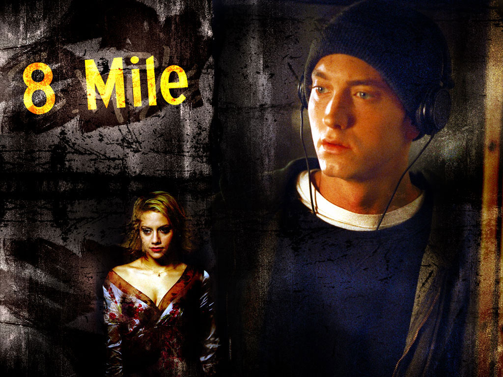 8 Miles ! Fully HD Wallpapers - Eminem