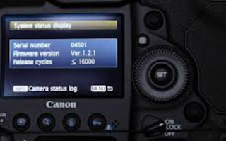 Daftar Lengkap Batas Maksimal SC (Shutter Count) Kamera Dslr Cano