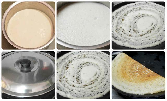 Thooyamalli Rice Dosa