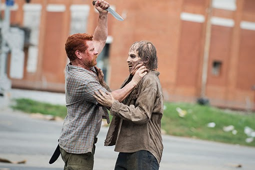 Abraham The Walking Dead AMC Self Help