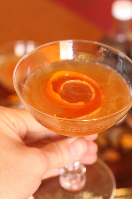 bourbon recette cocktail