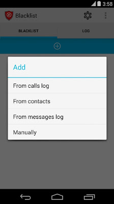 Free Download Calls Blacklist 3.1.2 APK for Android