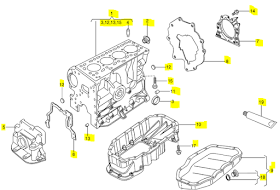 Mecánica Virtual: Manual de despiece Volkswagen Gol Trend