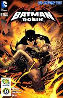 Os Novos 52! Batman e Robin #8