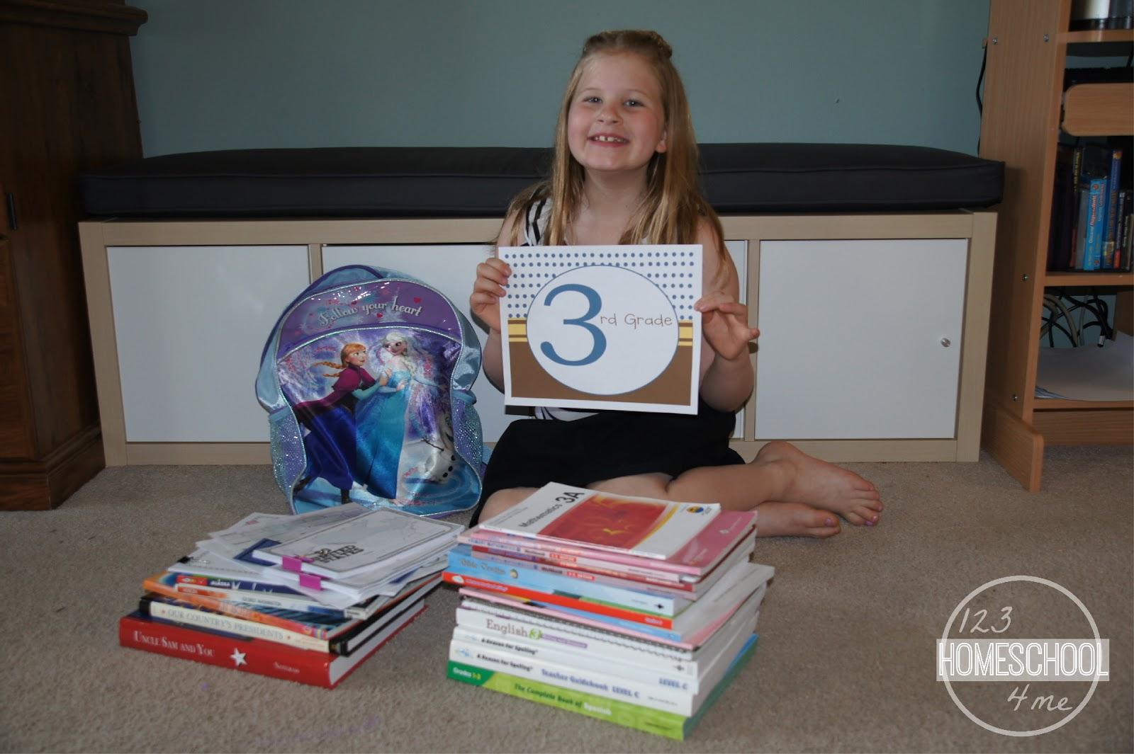 Homeschool Curriculum K 3rd Grade 5th Grade