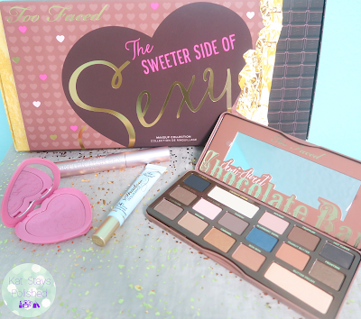 The Sweeter Side of Sexy - Too Faced | Kat Stays Polished