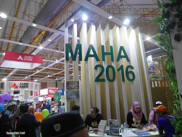 MAHA 2016 Malaysia @ MAEPS, Serdang
