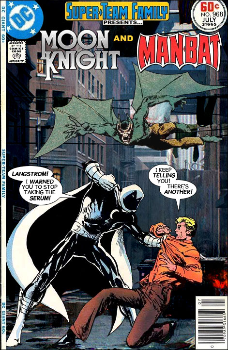 Moon Knight and Man-Bat